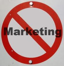 not marketing