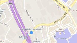 ANNUITAS office map