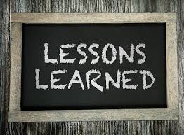 Lessons Learned From a Startup